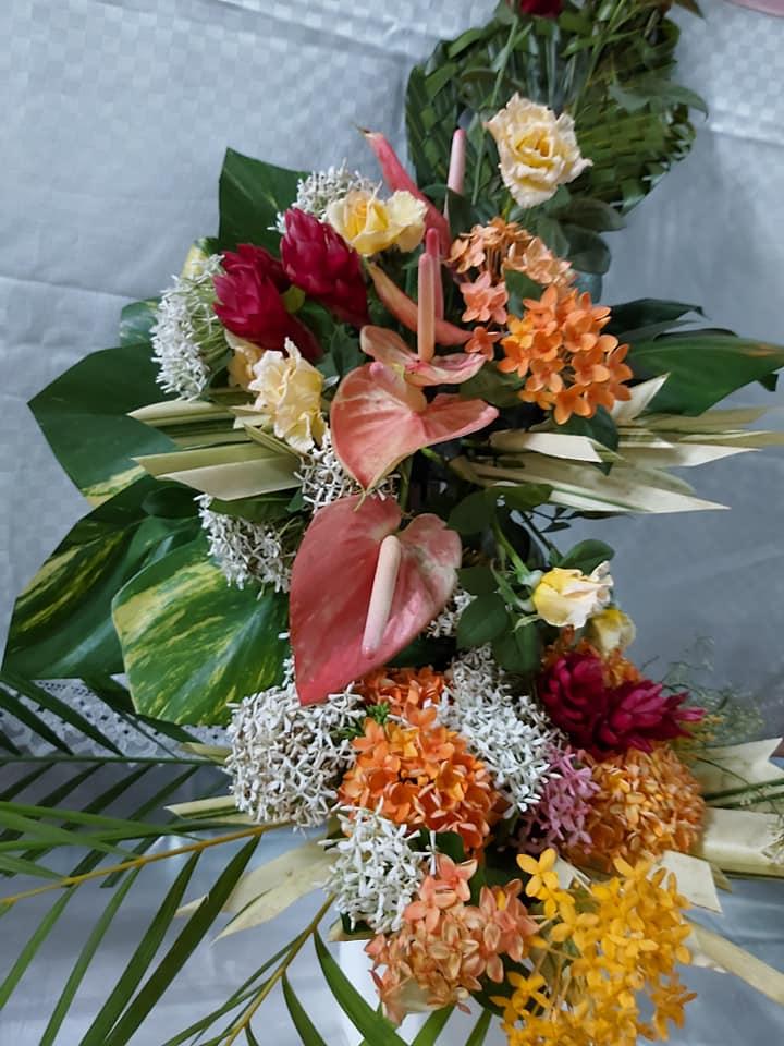 Les compositions florales du Domaine de Florette 261 32 02 061 79
